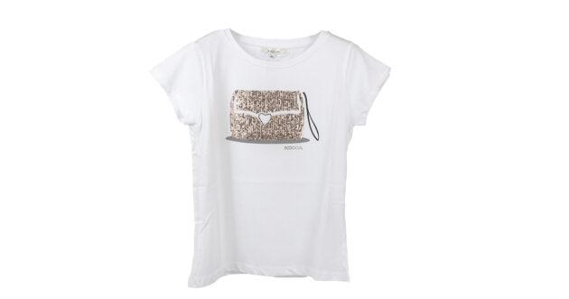T-shirt borsetta paillettes KOCCA   Abbigliamento bambino   VictoriaKids