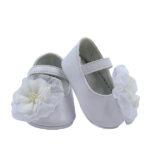 Ballerina culla in pelle | Calzature neonato | VictoriaKids