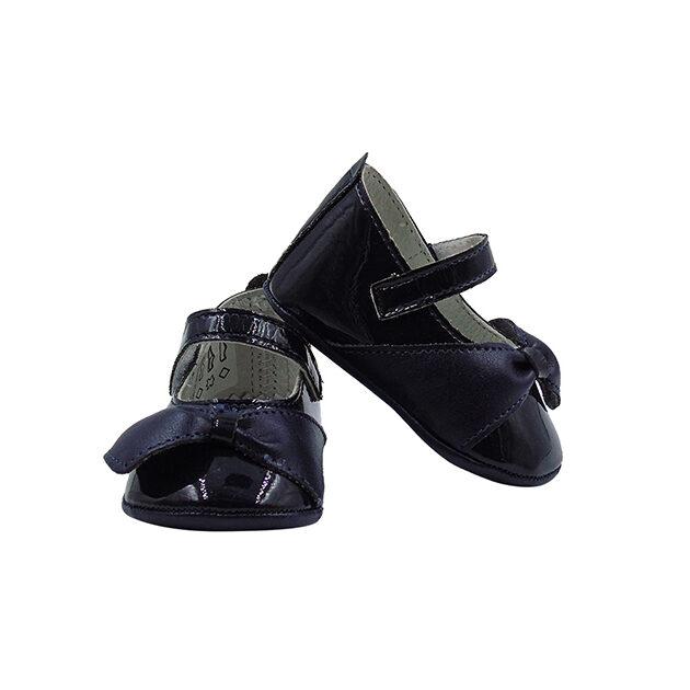 Ballerine culla in vera pelle | Calzature neonato | VictoriaKids