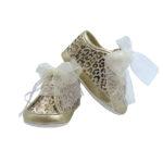 Scarpe da culla maculate | Calzature neonato | VictoriaKids