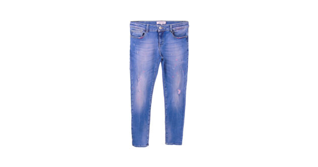 Jeans elasticizzato Kocca | Abbigliamento bambina | VictoriaKids