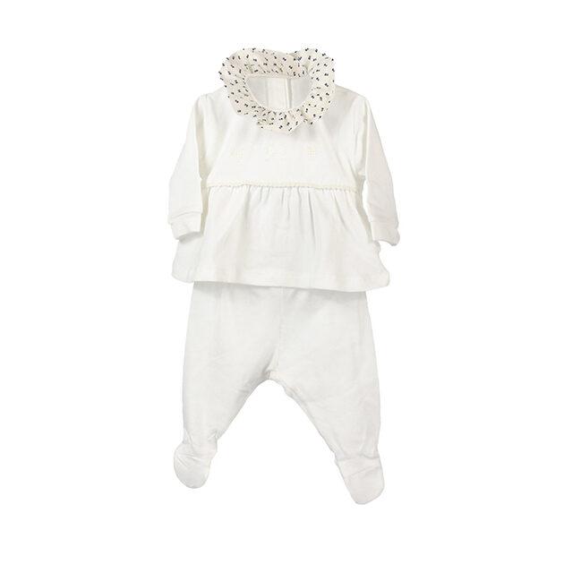 Completino in jersey Coccodè | Abbigliamento bambino | VictoriaKids