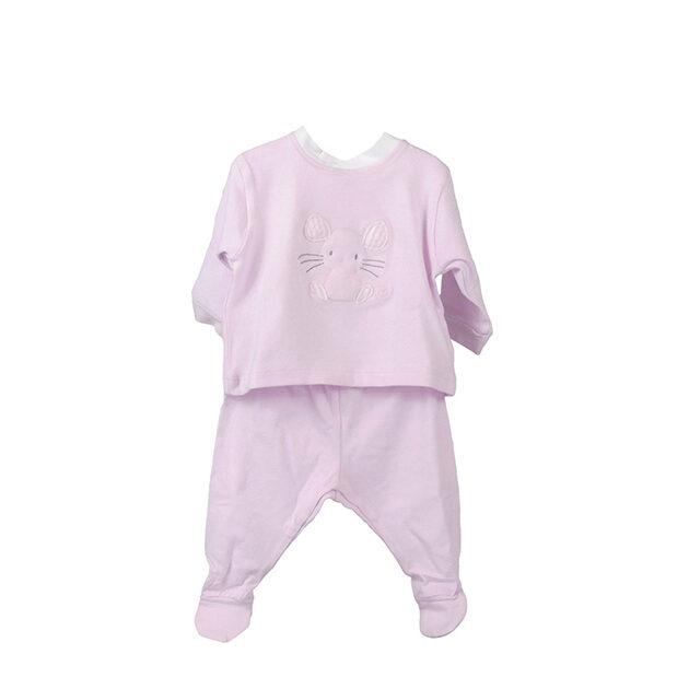 Completo in jersey Coccodè | Abbigliamento bambina | Victoriakids