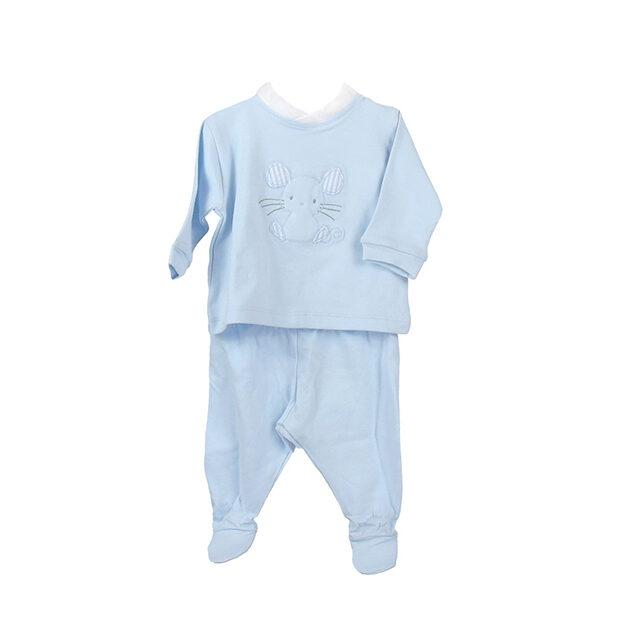 Completino in jersey Coccodè | Abbigliamento neonato | VictoriaKids