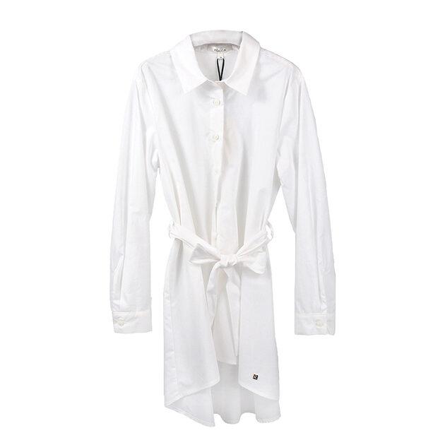 Abito bianco KOCCA | Abbigliamento bambina | VictoriaKids