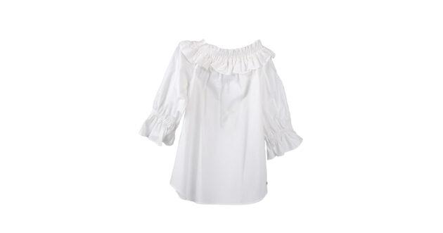 Camicia in popeline KOCCA | Abbigliamento bambina | VictoriaKids