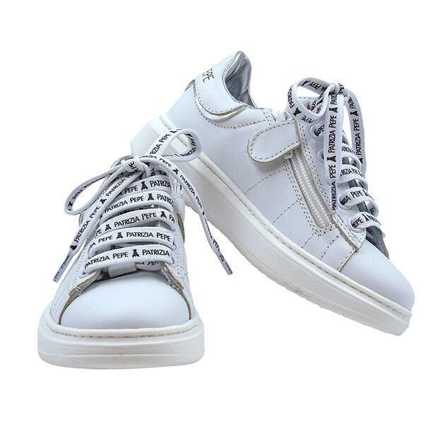 Sneakers bassa Patrizia Pepe | Calzature bambino | VictoriaKids