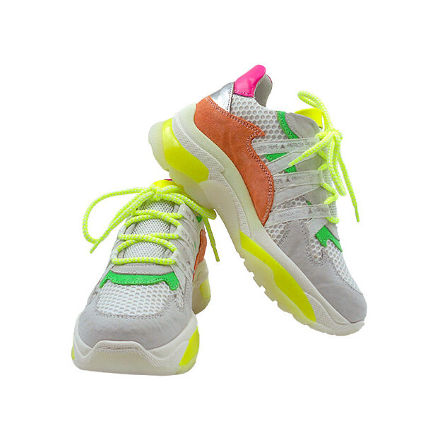 Sneakers fluo Patrizia Pepe | Calzature bambino | VictoriaKids